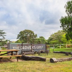 Drovers Camp - Mowbray Park FarmStay
