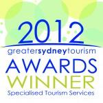 2012 Greater Sydney Awards Winner