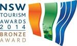 NSW Toursim 2014 Bronze