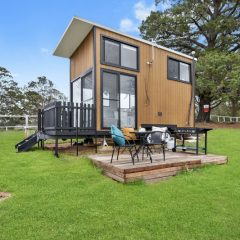 The Tiny House – Paperbark Cottages