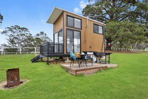 Tiny House Movement Arrives